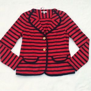 CAbi Yacht Club Jacket sz M